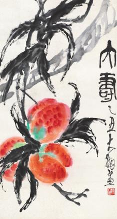 陈大羽(1912-2001)大寿