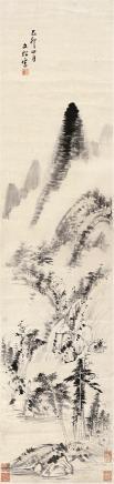 杨文骢山水