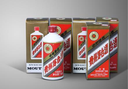 1988年产五星牌铁盖茅台酒