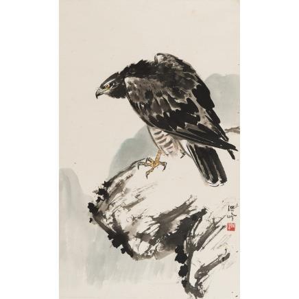 孙其峰 (b.1920) 雄鹰