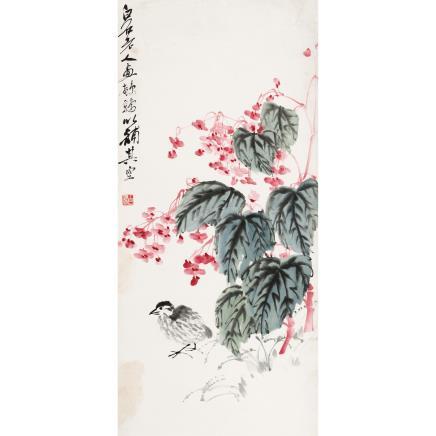 齐白石 (1864-1957) 安居乐业