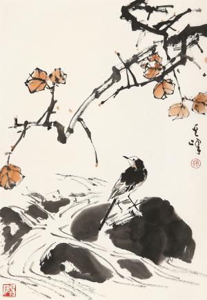 孙其峰(b.1920)望秋