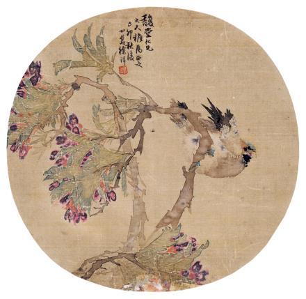 徐祥 1850-1893花鸟