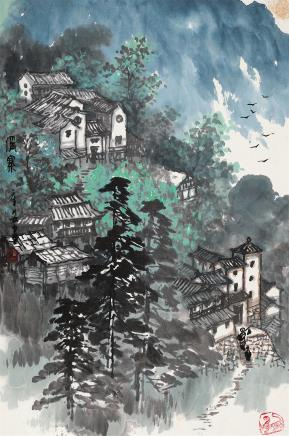 苗重安 b.1938傜寨