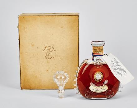 50年代路易十三白头顶级干邑 1瓶