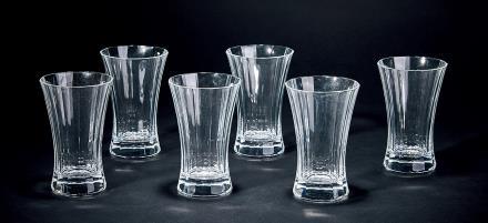Monceaux水晶玻璃杯三套 6只