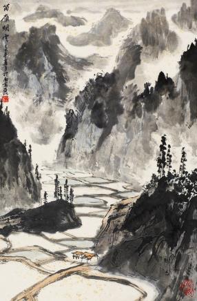 亚明苗岭烟云