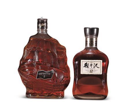 轻井泽低度12年/轻井泽ship bottle8年