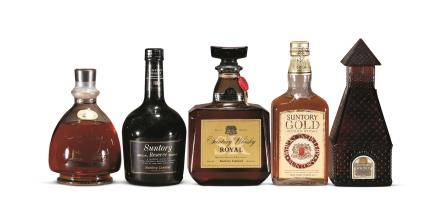 SUNTORY三得利经典款威士忌一组