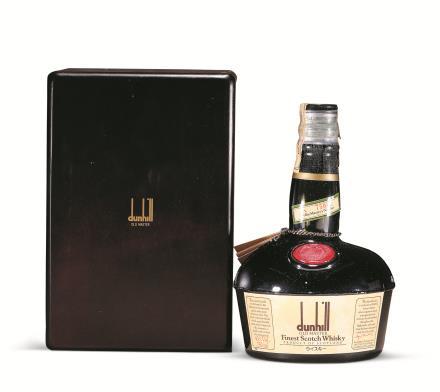 Dunhill Old Master登喜路大师精选威士忌