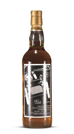 The Whisky Agency (TWA)装瓶SPEYSIDE REGION43年