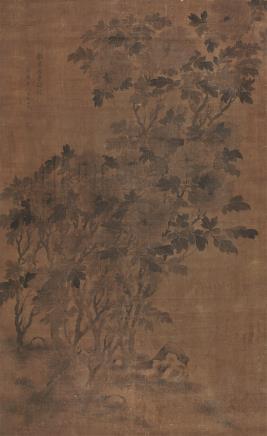 王武(1632-1690)花卉