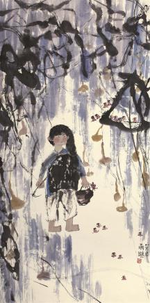 聂鸥(b.1948)人物