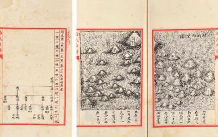 蓬莱杨氏族谱